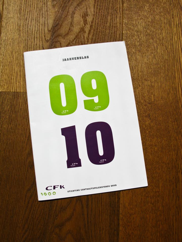 CFK jaarverslag 2009/2010