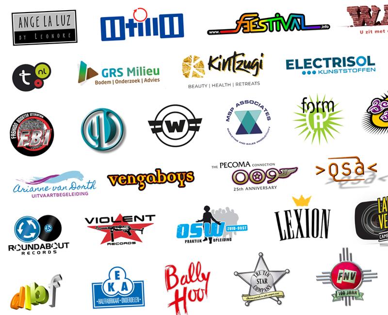 logo ontwerpen - merk ontwikkeling