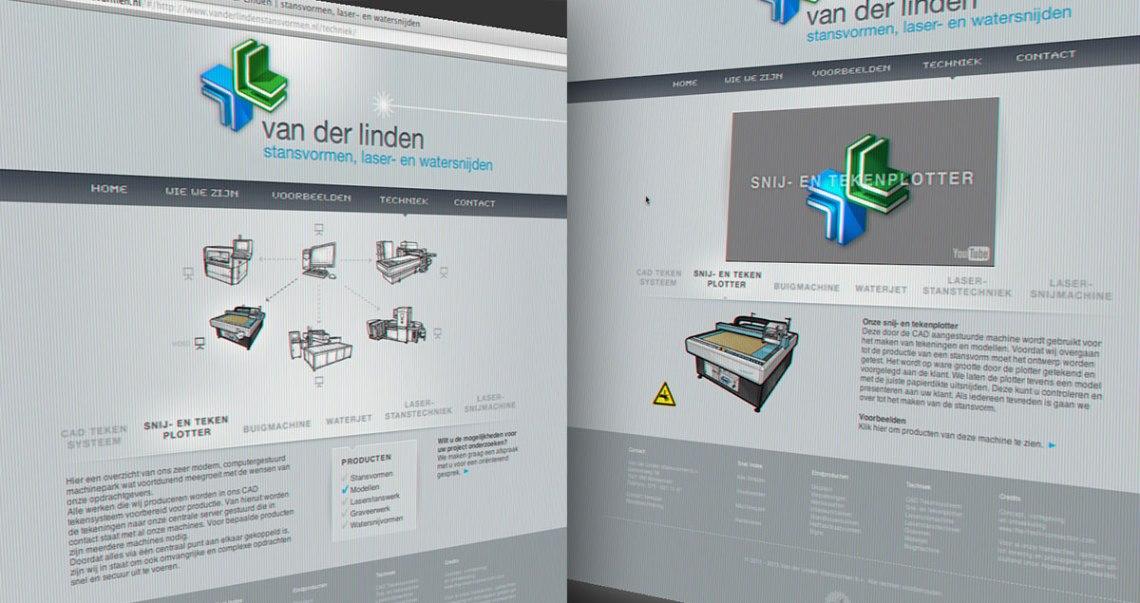 vd Linden webdesign