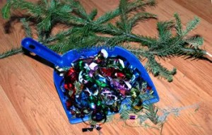 Christmas is over © Olgaanfr   Dreamstime.com