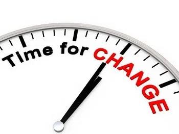 Time for change © Mnovelo | Dreamstime.com