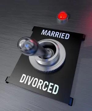 The divorce button Bertold Werkmann | Dreamstime.com