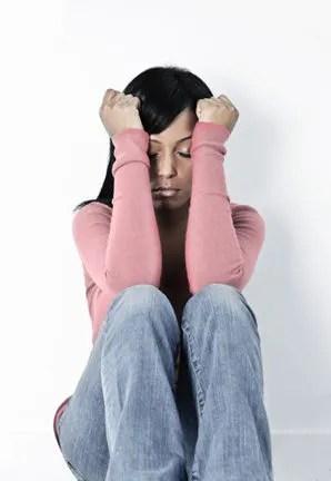 Depressed woman © Elena Elisseeva | Dreamstime.com