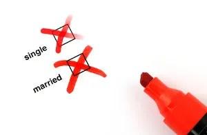 Married single © PeJo29   Dreamstime.com