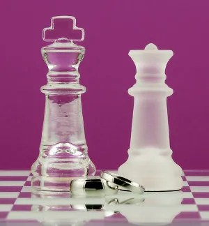 Chess & Marriage? © Obscuriacreative | Dreamstime.com