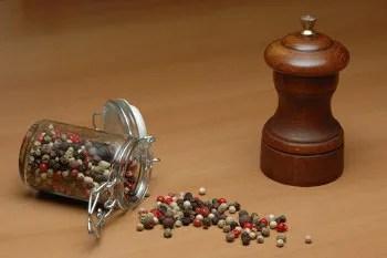 Pepper and Grinder © Andrea Leone | Dreamstime.com