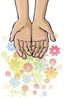 Forgiving hands © Embe2006 | Dreamstime.com