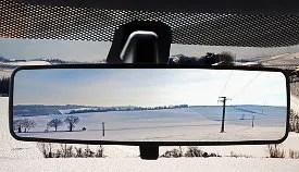 Rear view mirror © Fabio Alcini   Dreamstime.com