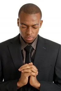 Man praying © Dennis Owusu-ansah | Dreamstime.com