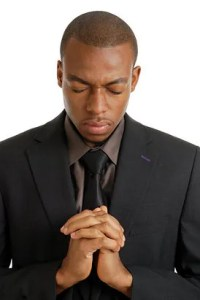 Man praying © Dennis Owusu-ansah   Dreamstime.com