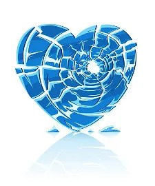 Shattered heart  © Loopall | Dreamstime.com