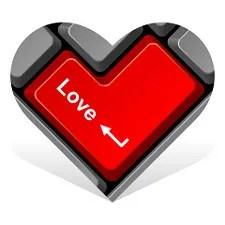 Love button © Denis13 | Dreamstime.com