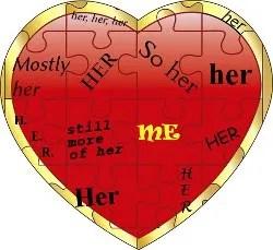 her, her, her, her, ME © Antonio Mirabile | Dreamstime.com