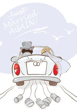 Married again © Imagination13 | Dreamstime.com