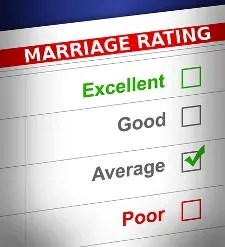 Marriage Rating © Alexmillos | Dreamstime.com