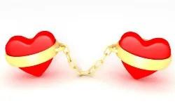 Handcuffed hearts © Igor Mazur | Dreamstime.com