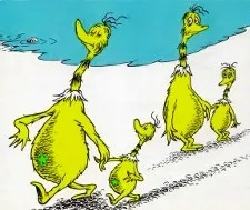 © Dr Seuss - The Sneetches and Other Stories