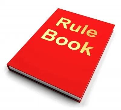 The Rule Book © Stuart Miles | freedigitalphotos.net