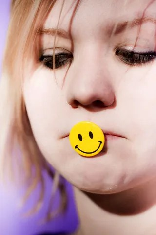 Put on a happy face  © Ryan Jorgensen | Dreamstime.com
