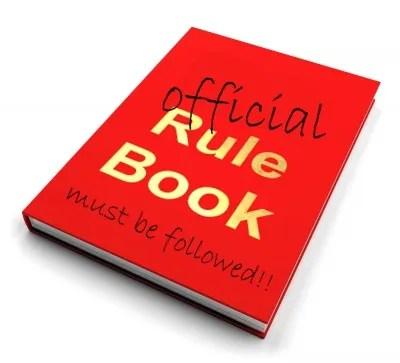 Rule Book © Stuart Miles | freedigitalphotos.net
