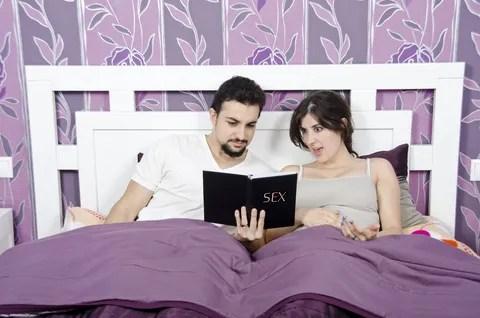 Reading sex book © Maxriesgo   Dreamstime.com