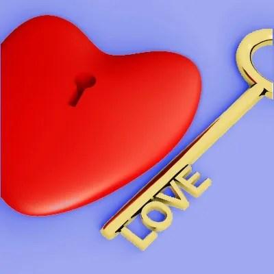 Key to love © Stuart Miles | freedigitalphotos.net