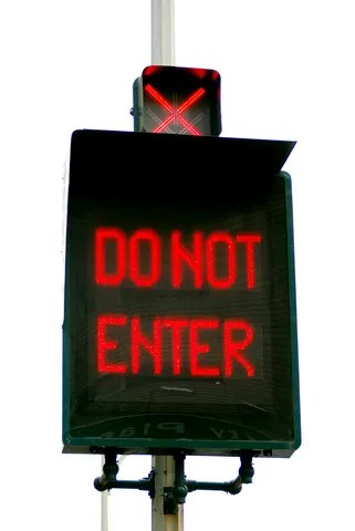 Do Not Enter © Yukchong Kwan| Dreamstime.com