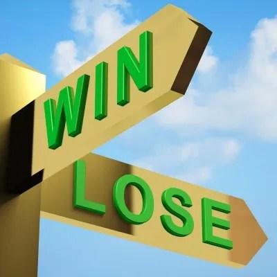 Win or Lose © Stuart Miles | freedigitalphotos.net