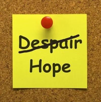 Hope or Despair © Stuart Miles   freedigitalphotos.net
