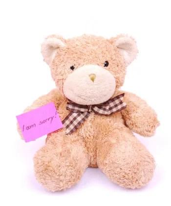 Teddy Bear Apology © Anke Van Wyk | Dreamstime.com