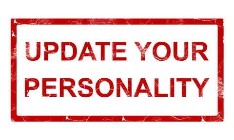 Update Your Personality © Aydindurdu | Dreamstime.com