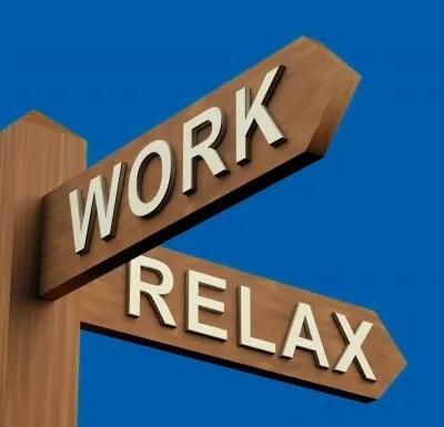 Work and Relax © Stuart Miles | freedigitalphotos.net