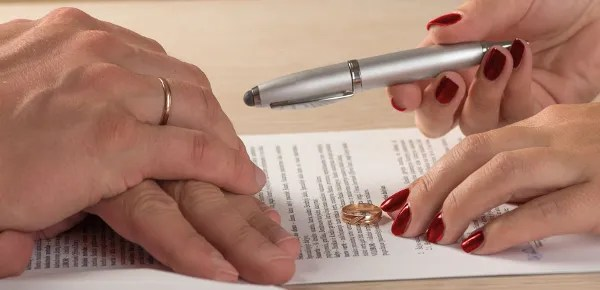 Denial Is Not Preventing Divorce