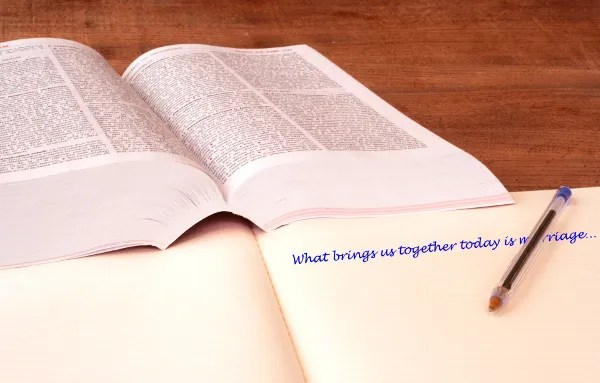 My Bias on Biblical Marriage