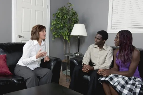 Interviewing A Prospective Counsellor