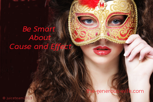 Be Smart About Cause and Effect - Avoid Fifty Shades Darker