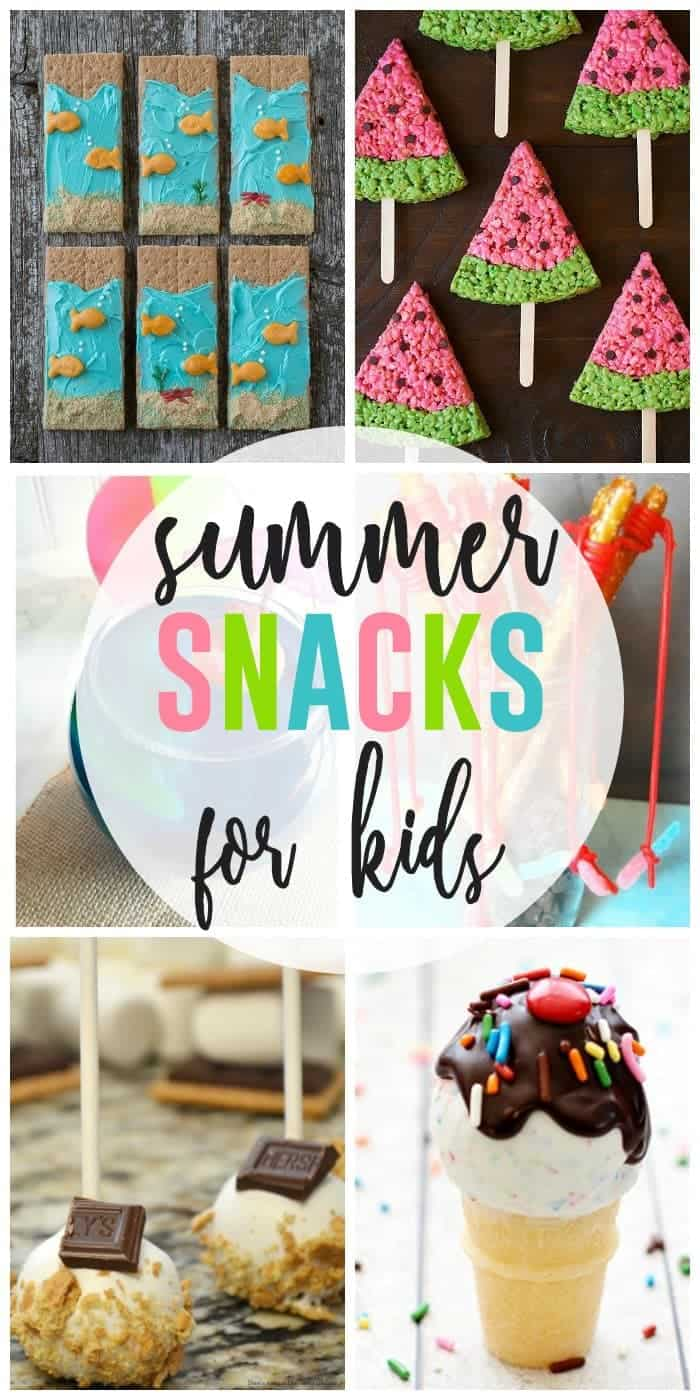 Summer Snacks For Kids The Girl Who Ate Everything