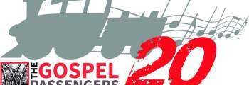 Dresdner Gospel Chor The Gospel Passengers - 20-Jahre-Logo