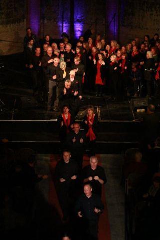 Dresdner Gospel Chor The Gospel Passengers Jubiläum 20-Jahre Auszug
