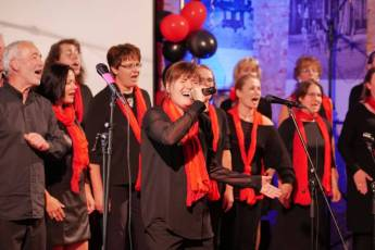 Dresdner Gospel Chor The Gospel Passengers - Jubiläums-Gala Konzert