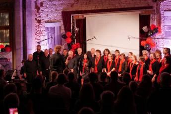 Dresdner Gospel Chor The Gospel Passengers - Jubiläums-Gala -Konzertausschnitt