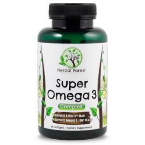 image of Herbal Forest super omega 3 complex