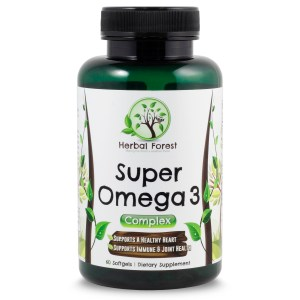 image of Herbal Forest super omega 3 complex