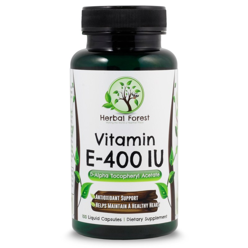image of Herbal Forest vitamin e 400iu