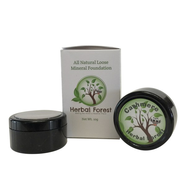 image of Herbal Forest mineral foundation