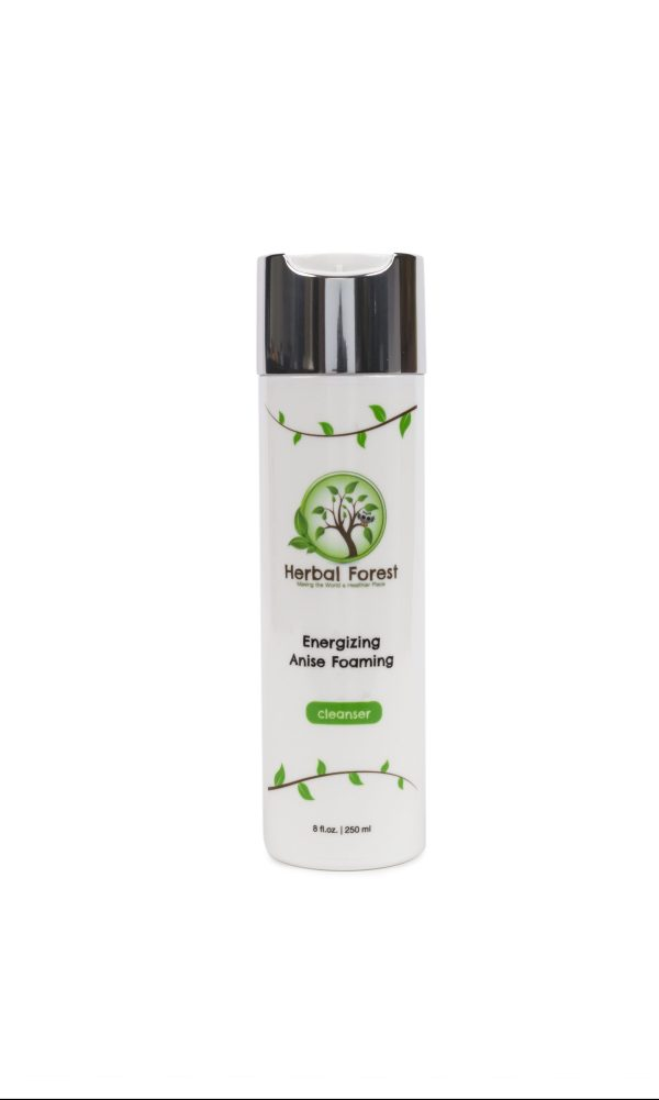 energizing anise foaming cleanser