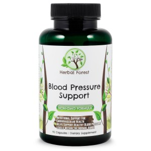 image of herbal forest blood pressure support