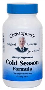 cold season capsules