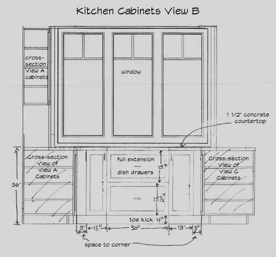 Draw Your Own Kitchen Layout