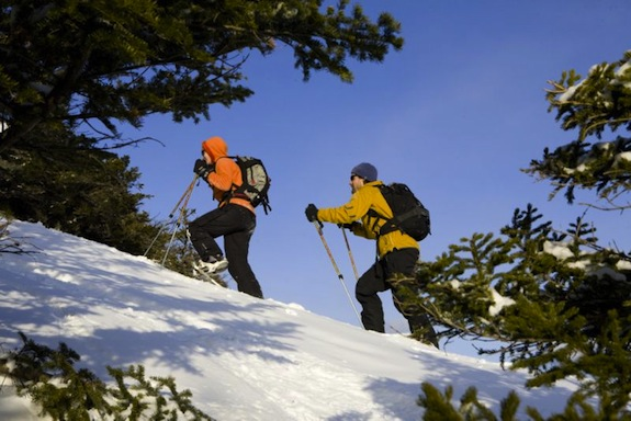 Snowshoe Gear - The Checklist